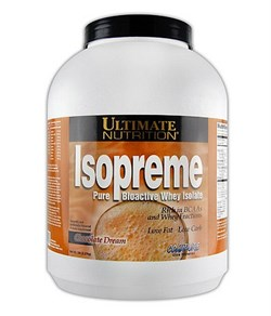 ULTIMATE NUTRITION ISOPREME (2270 ГР.)