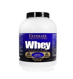 ULTIMATE NUTRITION WHEY SUPREME (2270 ГР.)