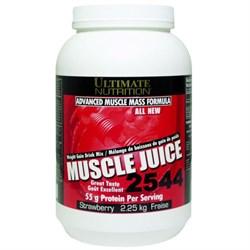 ULTIMATE NUTRITION MUSCLE JUICE 2544 (2250 ГР.)