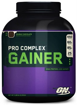 OPTIMUM NUTRITION PRO COMPLEX GAINER (2310 ГР.)