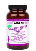 TWINLAB WOMEN'S ULTRA MULTI DAILY (120 КАПС.)