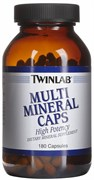 TWINLAB MULTI MINERAL CAPS (180 КАПС.)
