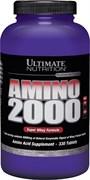 ULTIMATE NUTRITION AMINO 2000 (330 ТАБ.)