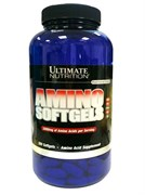 ULTIMATE NUTRITION AMINO SOFTGELS (300 КАПС.)