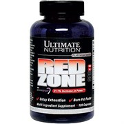 ULTIMATE NUTRITION RED ZONE (120 КАПС.)