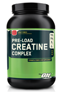 OPTIMUM NUTRITION PRE-LOAD CREATINE COMPLEX (1818 ГР.)