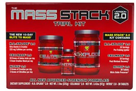 BSN MASS STACK 2.0 TRIAL KIT