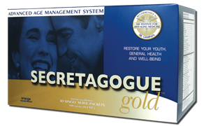 MHP SECRETAGOGUE GOLD (30 ПАК.)