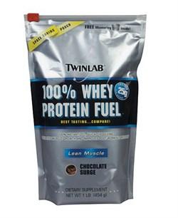 TWINLAB 100% WHEY PROTEIN FUEL (454 ГР.)