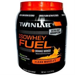 TWINLAB ISOWHEY FUEL (907 ГР.)