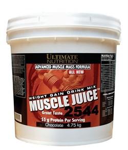 ULTIMATE NUTRITION MUSCLE JUICE 2544 (4750 ГР.)