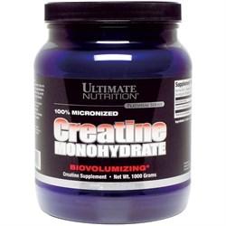 ULTIMATE NUTRITION CREATINE MONOHYDRATE (1000 ГР.)