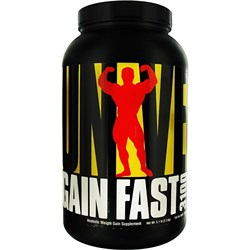 UNIVERSAL NUTRITION GAIN FAST 3100 (2300 ГР.)