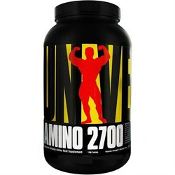 UNIVERSAL NUTRITION AMINO 2700 (700 ТАБ.)