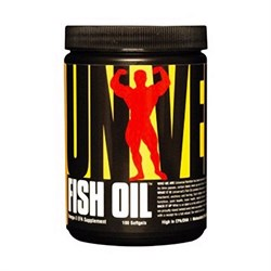 UNIVERSAL NUTRITION FISH OIL (100 КАПС.)
