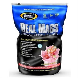 GASPARI NUTRITION REAL MASS PROBIOTIC SERIES  (5448 ГР.)