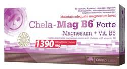 OLIMP CHELA-MAG B6 FORTE (60 КАПС.)