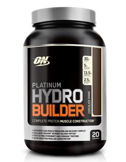 OPTIMUM NUTRITION PLATINUM HYDRO BUILDER (1040 ГР.)