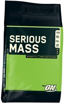 OPTIMUM NUTRITION SERIOUS MASS (5455 ГР.)