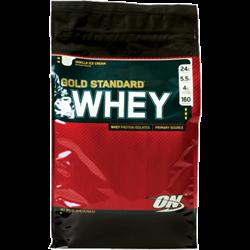 OPTIMUM NUTRITION 100% WHEY GOLD STANDARD (4545 ГР.)
