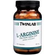 TWINLAB L-ARGININE (100 КАПС.)