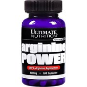ULTIMATE NUTRITION ARGININE POWER (100 КАПС.)