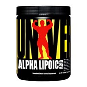 UNIVERSAL NUTRITION ALPHA LIPOIC ACID 100 MG  (60 КАПС.)