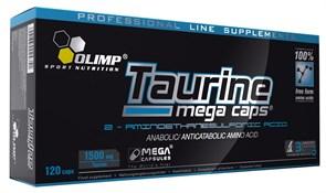 OLIMP TAURINE MEGA CAPS (120 КАПС.)