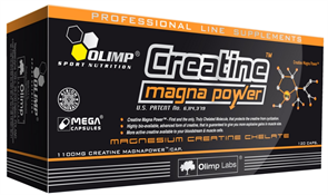 OLIMP CREATINE MAGNA POWER (120 КАПС.)