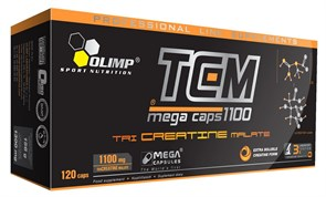 OLIMP TCM MEGA CAPS (120 КАПС.)