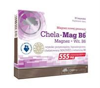 OLIMP CHELA-MAG B6 FORTE (30 КАПС.)
