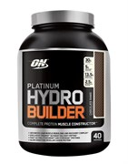 OPTIMUM NUTRITION PLATINUM HYDRO BUILDER (2080 ГР.)