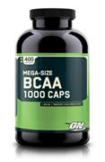OPTIMUM NUTRITION BCAA 1000 (200 КАПС.)